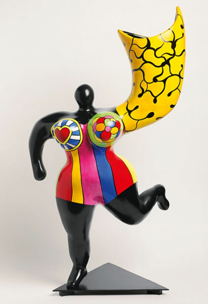 Niki de saint Phalle wazzau davos schweiz