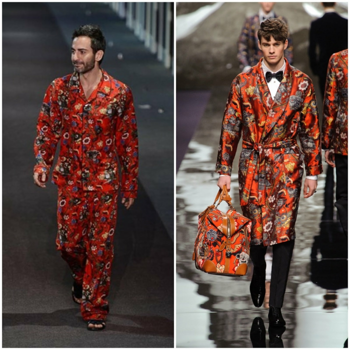 Schlafanzug paris trend 2015 maenner