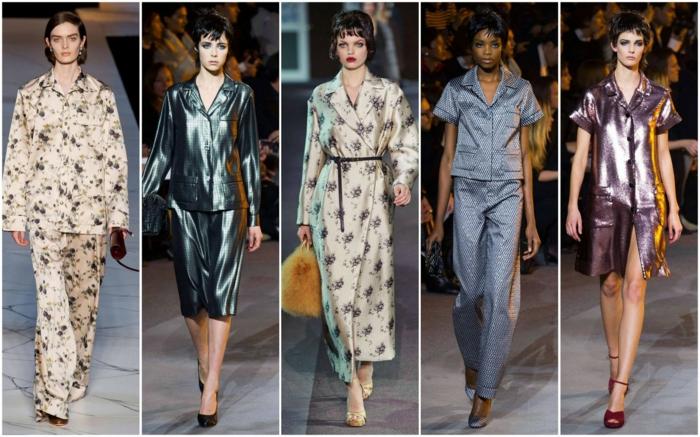 Schlafanzug paris trend 2015 vouge fashion