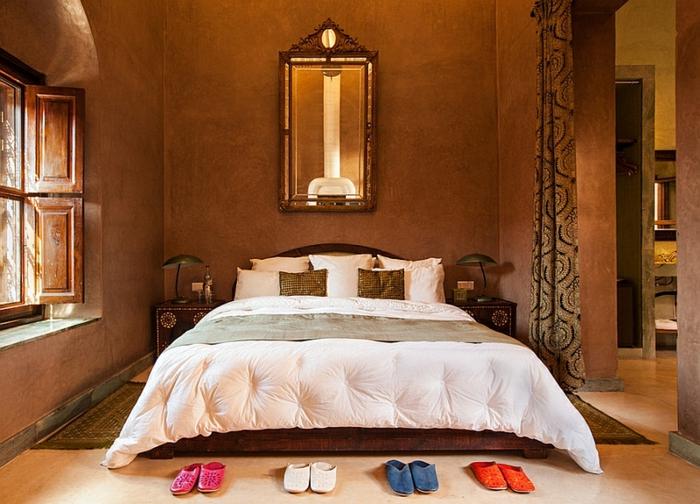 schlafzimmer design 33 gestaltungsideen aus marokko. Black Bedroom Furniture Sets. Home Design Ideas