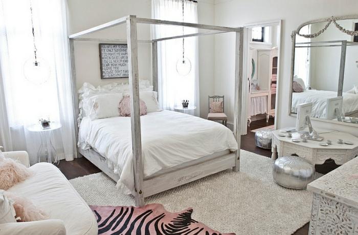 Schlafzimmer gestalten- 33 Design Inspirationen aus Marokko