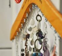 Schmuckständer selber machen- 13 DIY Ideen, wie es am Besten gelingt