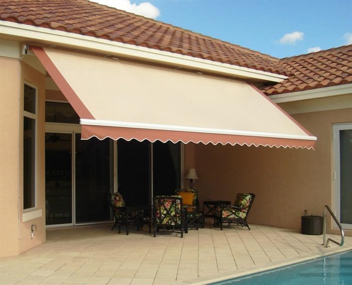 Sonnenschutz Terrasse Markise