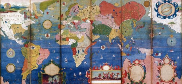 Spanische Wand Asia