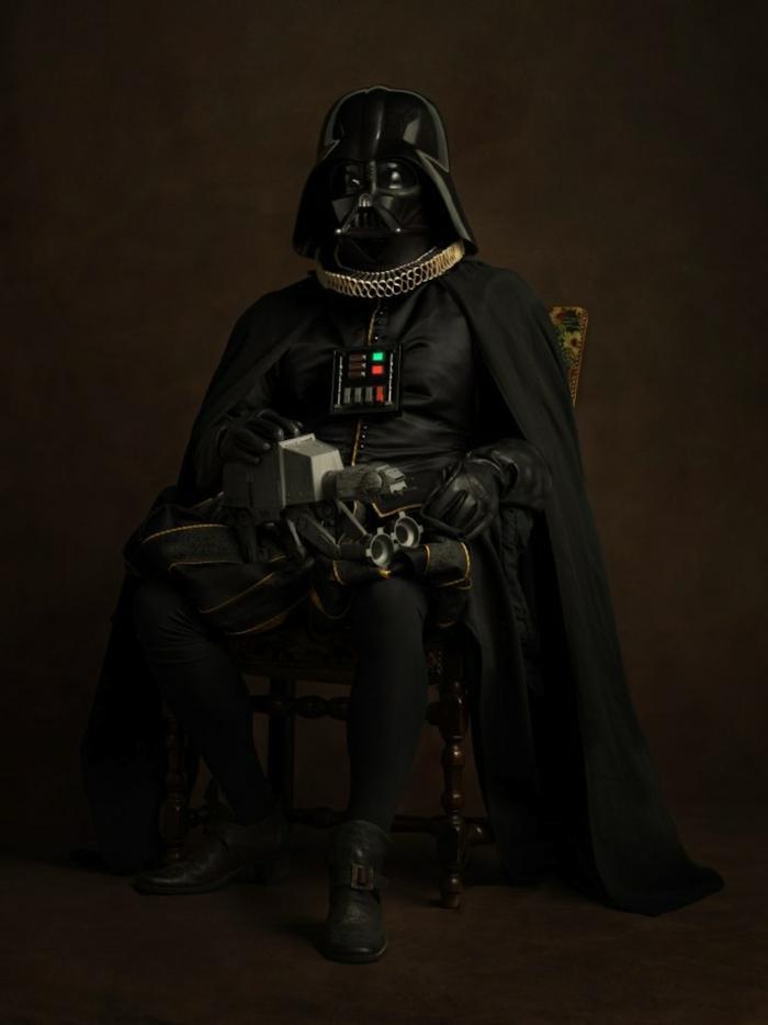 Superheld Darth Vader