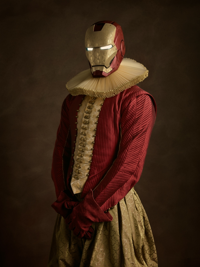 Superheld ironman