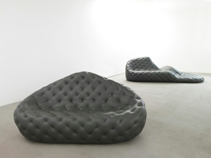 Tephra Formations ledersofa robert stadler designermöbel