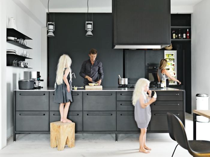 Industrial Möbel in 10 beeindruckenden Loft Wohnungen weltweit