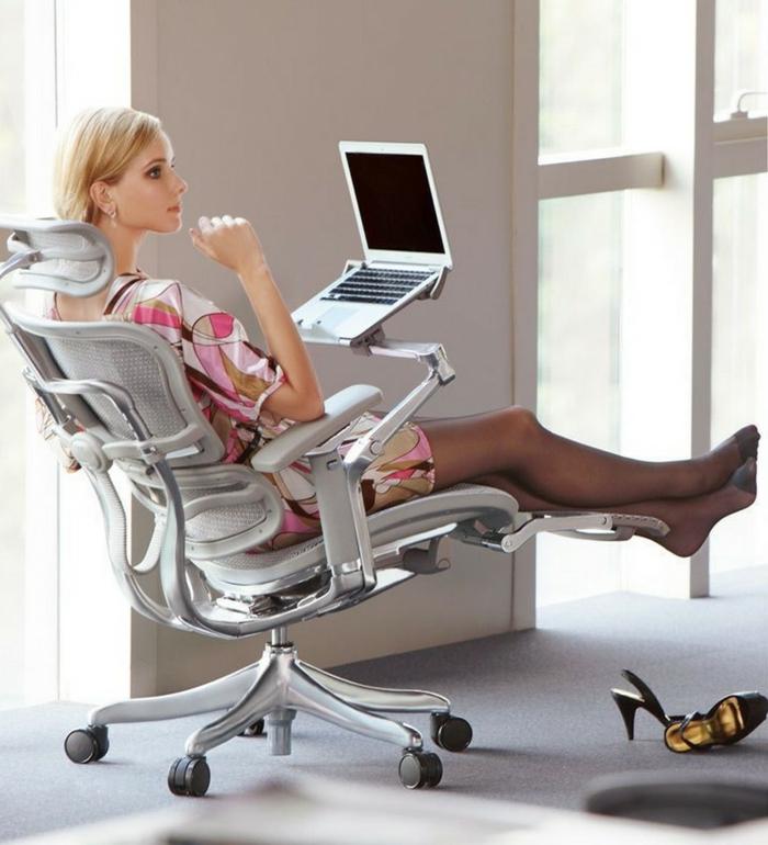 Ergonomischer bürostuhl weiß  Bürostuhl aussuchen - Tipps, wie Sie den richtigen Bürostuhl auswählen