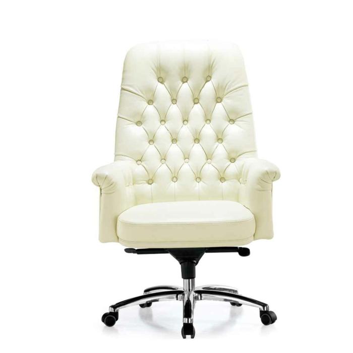 Bürosessel weiß  ergonomischer stuhl weiß   Möbelideen