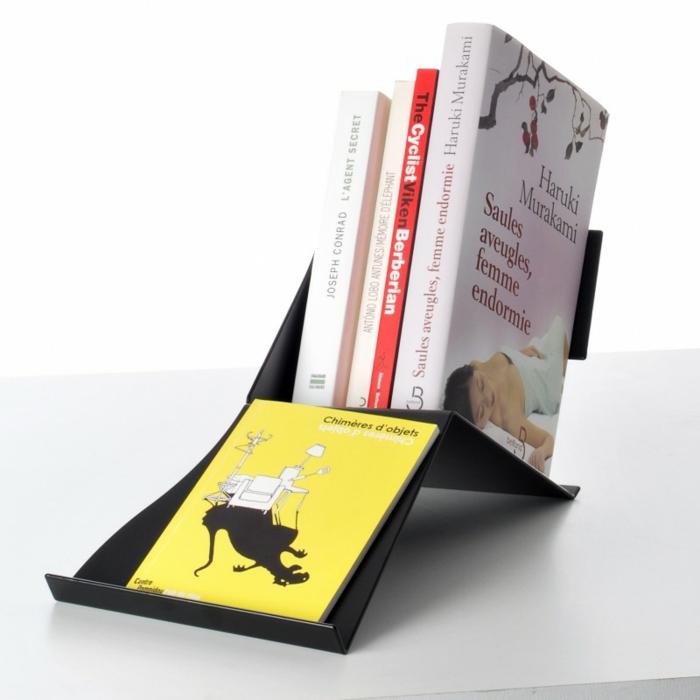 bürozubehör schreibtisch accessoires von pa design bücherregal kompakt