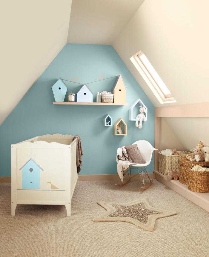 ... Ideen Zur Babyzimmergestaltung Babyzimmer Ideen Gestalten Sie Ein Gem  252 Tliches Und ...