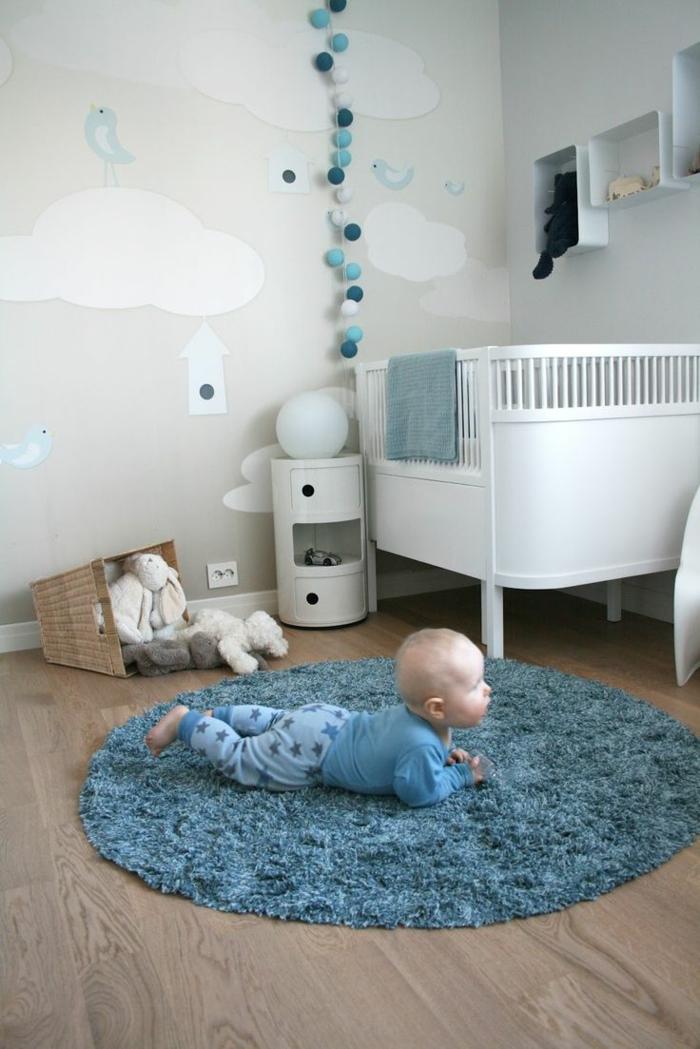 Babyzimmer Ideen Gestalten Sie ein gemütliches und