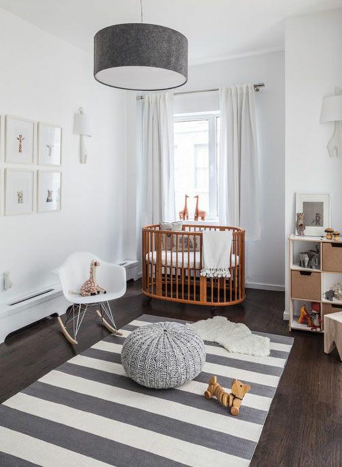 babyzimmer ideen: gestalten sie ein gemütliches und kindersicheres ... - Moderne Babyzimmer