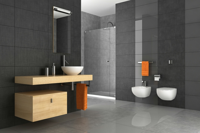 Moderne badezimmermöbel holz  Moderne Badezimmermöbel Holz | rheumri.com