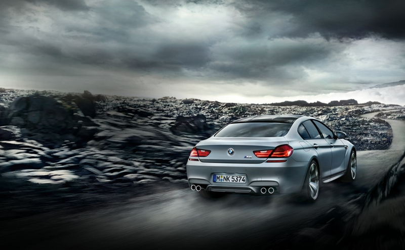 bmw m6 gran coupe 2014 bild