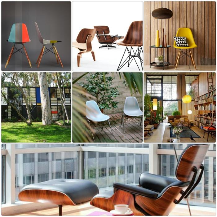 charles und ray eames und ihr modernes haus mit garten. Black Bedroom Furniture Sets. Home Design Ideas