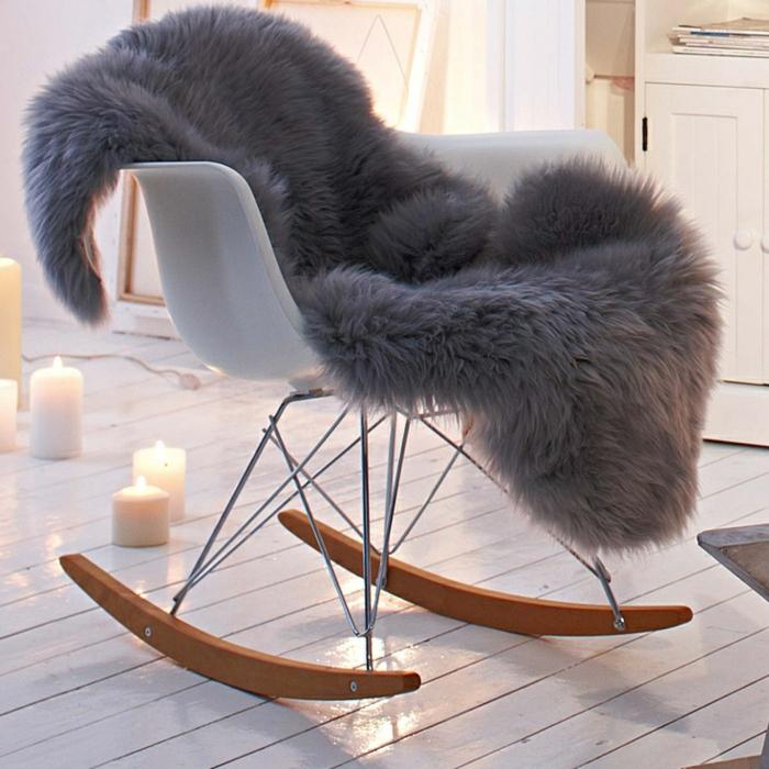 charles ray eames designermöbel Eames Chair schaukelstuhl