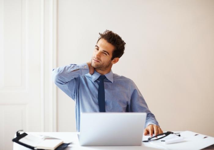 chronische schmerzen rückenschmerzen am arbeitsplatz