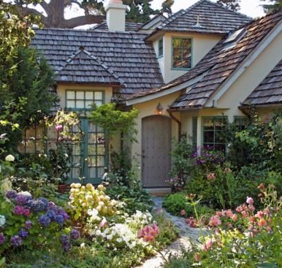 Englisches Cottage der cottage garten ein wildes gartenparadies im englischen stil