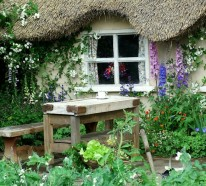 Der Cottage Garten – ein wildes Gartenparadies im Englischen Stil