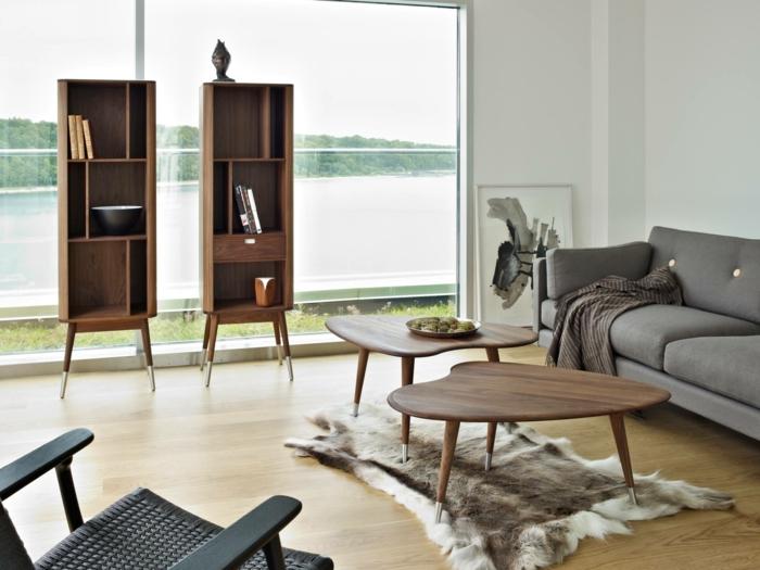 Gartenmobel Biergarten Gebraucht : Dänische Möbel  Wohnzimmer mit dänischen Möbeln in Weiß und