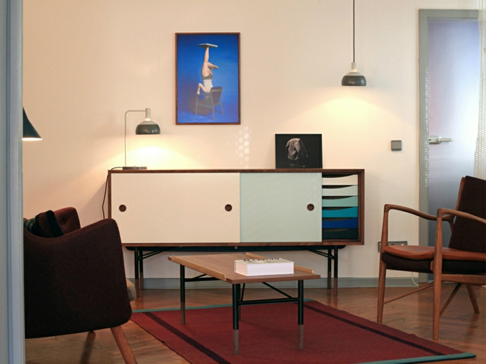 dänische möbel skandinavisches design anrichte