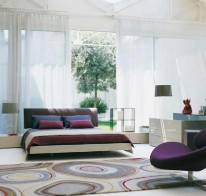 deko ideen schlafzimmer lila ~ beste ideen für moderne ... - Deko Ideen Schlafzimmer Lila