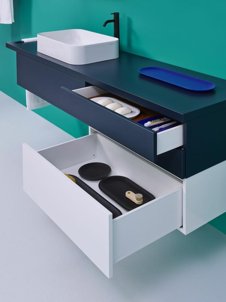 designer badmöbel InGrid badmöbel waschtisch mit schubladen