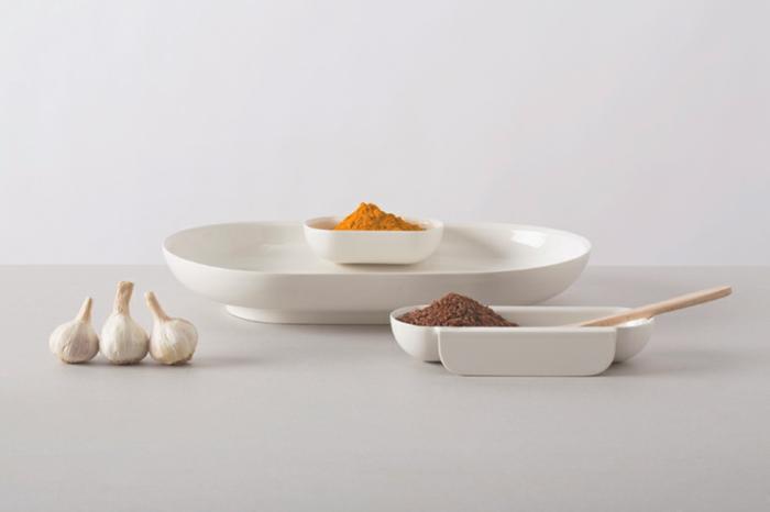 porzellan geschirr set a table eine kollaboration von. Black Bedroom Furniture Sets. Home Design Ideas