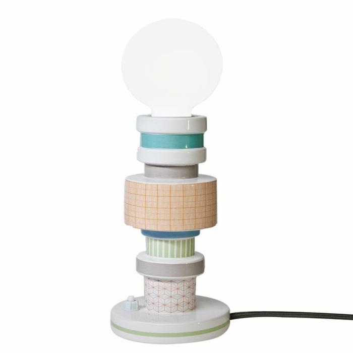 designer leuchten alessandro zambelli originelle tischlampe