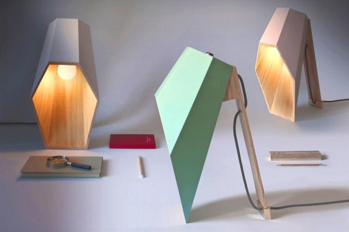 designer leuchten alessandro zambelli tischlampe holz woodspot