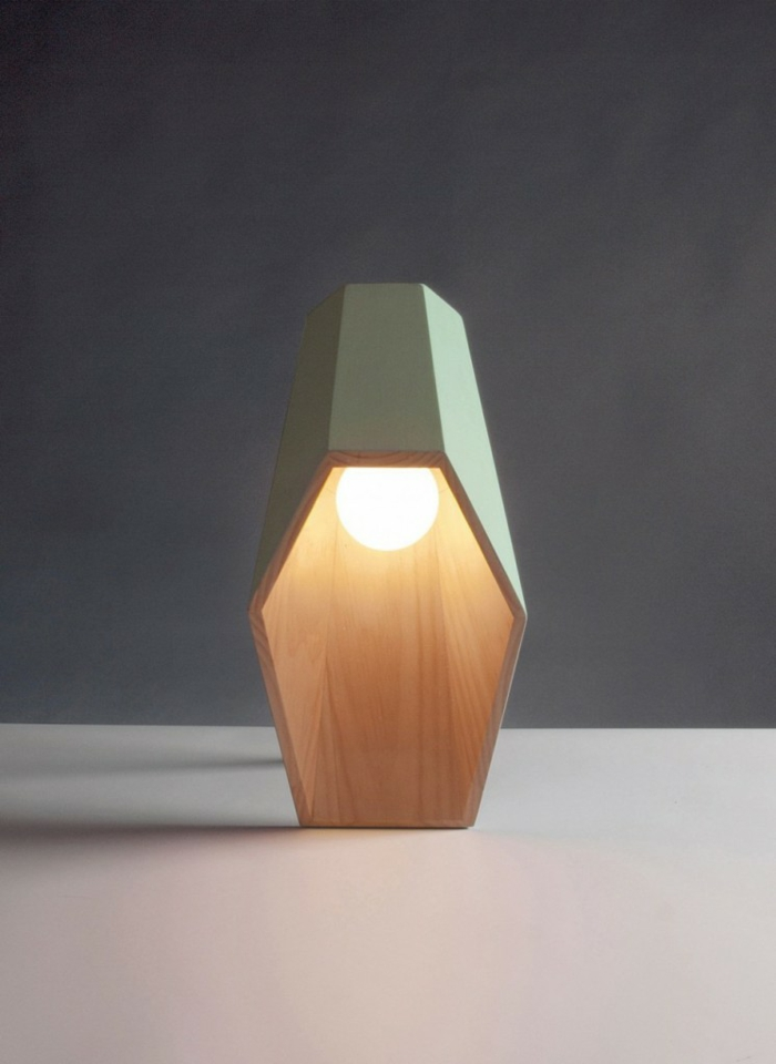 designer leuchten alessandro zambelli woodspot tischlampen
