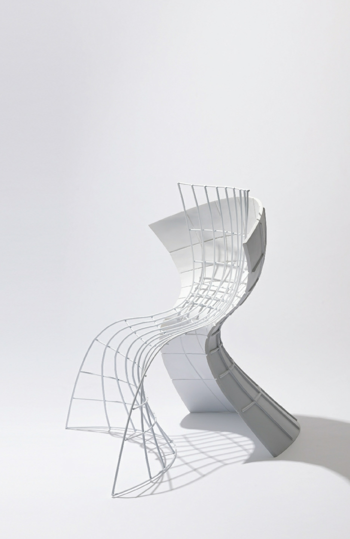 designer stuhl von eva chou r shell chair innovatives design