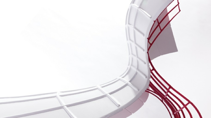 designer stuhl von eva chou r shell chair oberflächen