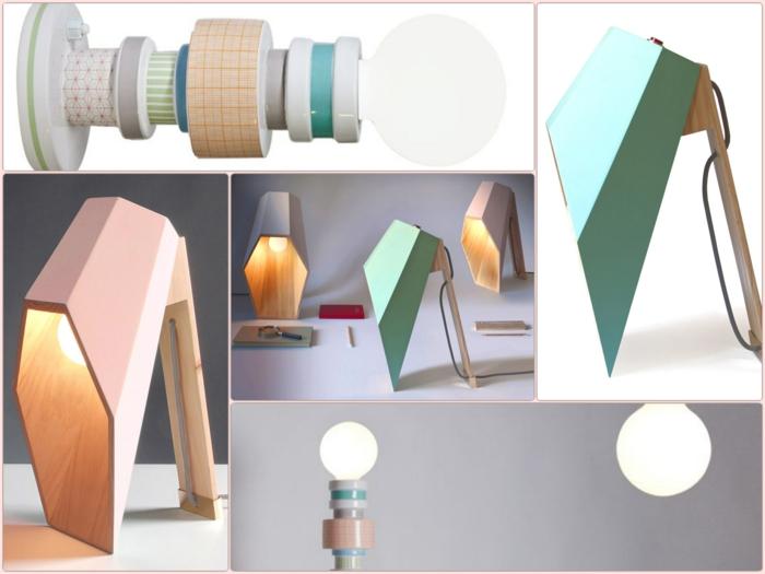 designermöbel alessandro zambelli leuchten und tischlampen aus holz