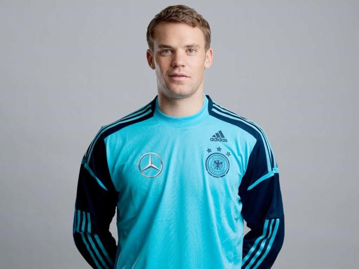 deutsche fußballer  die fußballkarriere von manuel neuer