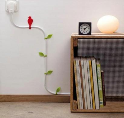Tolle do it yourself deko aus kabeln und seilen fr die wand do it yourself deko originelle wanddekoration mit kabeln solutioingenieria Images