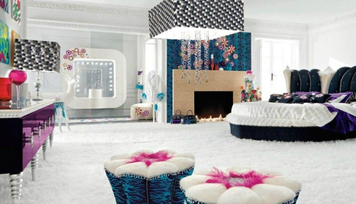 do it yourself ideen teenager luxuszimmer