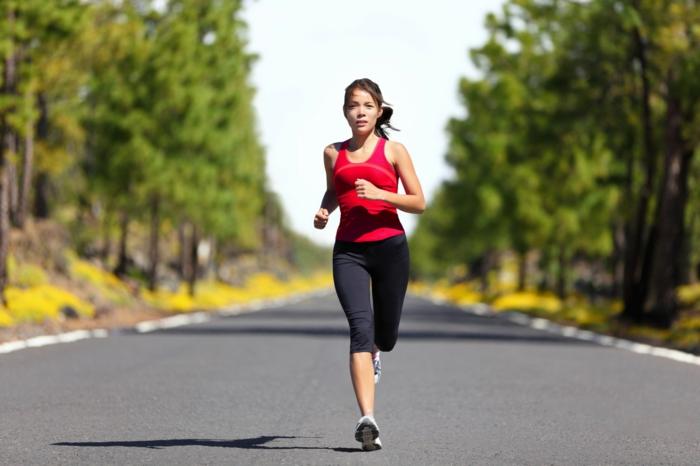 effektives abnehmen sich bewegen laufen tipps