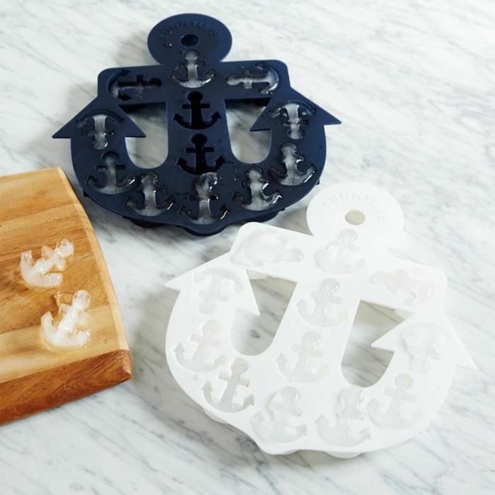 eiswürfel form eiswürfelbehälter anker design