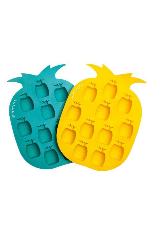 eis würfel form silikon ananas design sunnylife