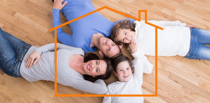 energetische sanierung haus glückliches familienleben