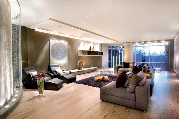 Wohnideen Naturfarben entspannung pur durch einige leicht realisierbare designideen