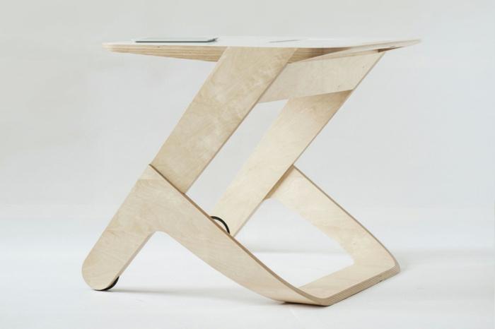 designer schreibtisch workinmotion f r eine moderne. Black Bedroom Furniture Sets. Home Design Ideas