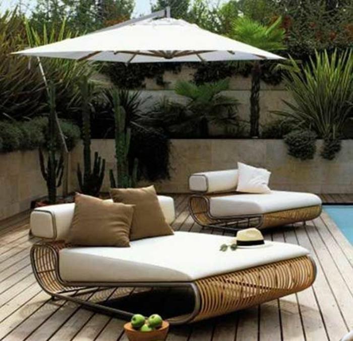 garten lounge möbel designer gartenmöbel rattan