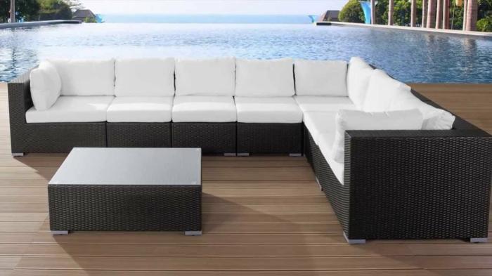 garten lounge m bel so kosten sie die sommerzeit voll aus. Black Bedroom Furniture Sets. Home Design Ideas
