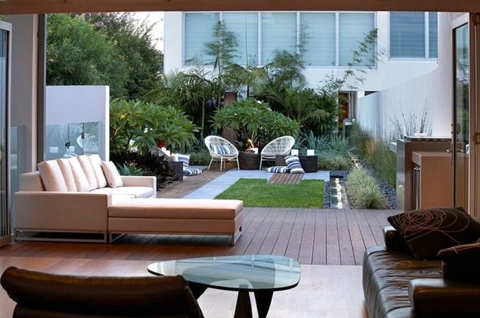 garten lounge möbel gartengestaltung ideen und gartenmöbel