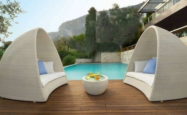 Garten Lounge Mobel Lounge Outdoor Mobel Fesselnd Auf Garten Ideen