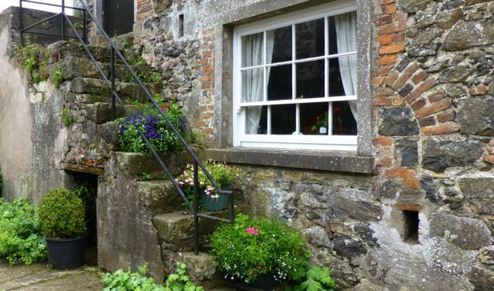 garten verschönern deko pflanzen außenbereich gestalten